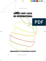 SMEs keep local go international