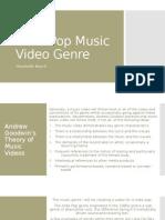 Indie-Pop Music Video Genre