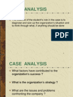 Case Analysis (1)