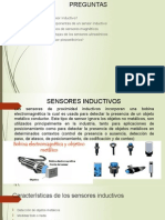 Los Sensores de Proximidad Inductivos