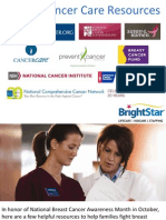 Breast Cancer Care Resources