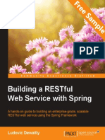 Building a RESTful Web Service with Spring - Sample Chapter