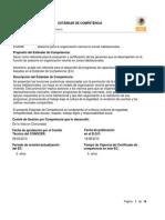 Org. Vecinal en Zonas Hab.