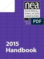 National Education Assos Handbook