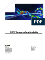 Ansys Scripting Manual