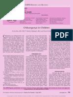 Chikungunya in Children 2015