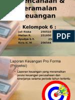 Perencanaan & Peramalan Keuangan.ppt