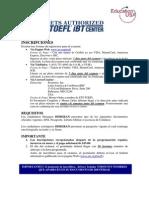Tofel REquirements
