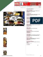 Travel Outlook Telangana Food