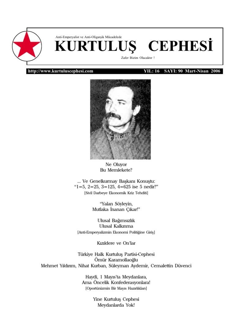 Kurtulus Cephesi Sayi 90