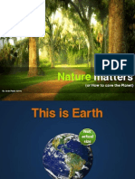 Nature Matters