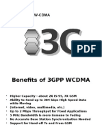 Basic WCDMA