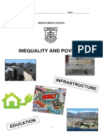 inequality and poverty booklet 2014