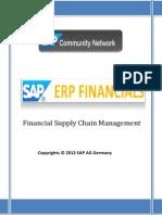 Financial Supply chain managment
