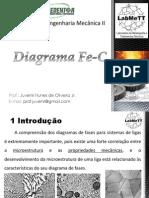 Aula 1 - Diagrama de Fe-C