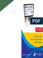 SSSForm MySSS Brochure