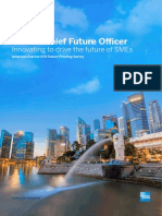CFO to Chief Future Officer