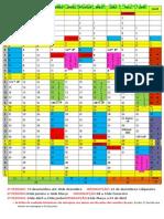Calendário Escolar Ano Letivo 2015-2016