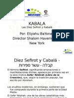 kabala y las Diez sefirot.ppt