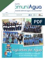 I Boletín ComuniAgua