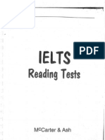New Ielts Reading Tests