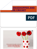 on the grasshopper and the cricket ppt (1)