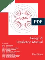 Radiant Company Manual