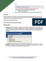 11 Accountancy Keynotes Ch08 Financial Statements of Sole Proprietorship Vk