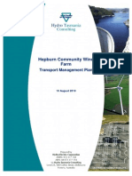Attachment D - Transport Management Plan.pdf
