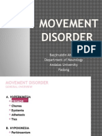 Movement Disorder