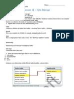 u1l11 data storage worksheet