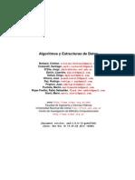 Algoritmos y Estructuras de Datos (Storti, Mario)