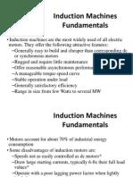 Induction Machines Basics