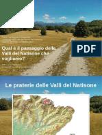 Slides dell'intervento sul PPR ed il paesaggio delle Valli del Natisone