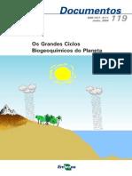 Os Grandes Ciclos Biogeoquimicos Do Planeta