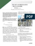 informe visita técnica S/E Selva alegre Quito