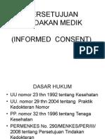 Pertemuan 11 Informed Consent