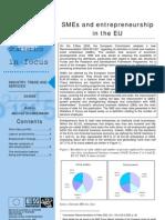 SMEs and entrepreneur ship in the EU