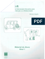 PIAAR-R Material Do Aluno Nível 1 ( Livro Digitalizado)
