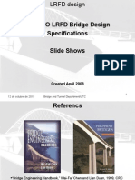 AASTHO LRFD Bridge Design Specifications