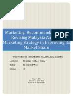 Marketing Assignment