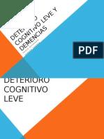 DCL y Demencias