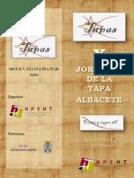 Díptico Tapafdsf