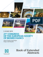 ESB2015 - Abstract Book