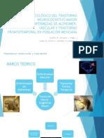 PERFIL NEUROPSICOLÓGICO DEL TRASTORNO NEUROCOGNITIVO MAYOR