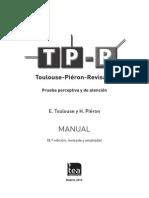 Manual de Touluse Pieron