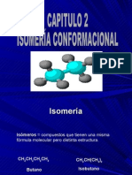 CAPITULO2 ISOMERÍA CONFORMACIONAL
