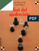 MAGEM & GIL - Test Del Ajedrecista (MR,1990)