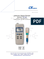 PHmetro Lutron PH-208 (1)
