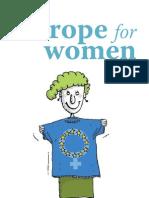 Europe for Women 2010
